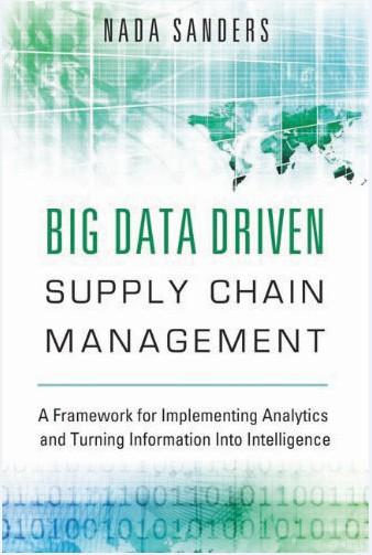 大数据推动下的供应链管理:应用分析法与信息向智能转化的框架