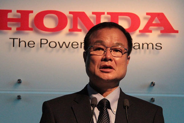 本田汽车在未来两年内将通过部件采购改革保证品牌价值