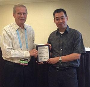 张庆宇教授获2016年JOM最佳论文奖